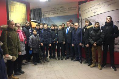 Школа 362 и Сергей Ефремов