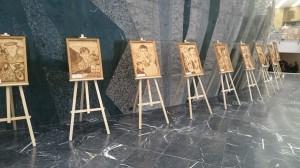 Мэрия: выездная выставка